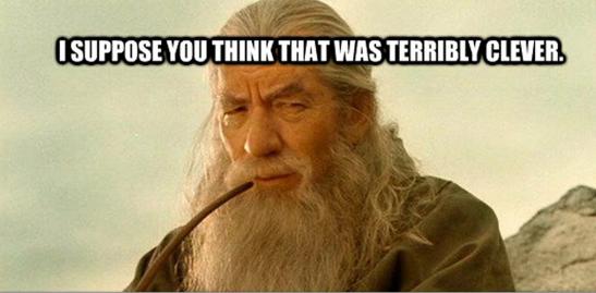 BE1 Gandalf