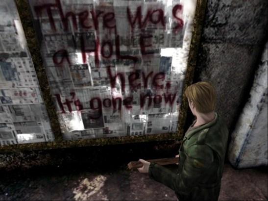 BE3 silenthillhole