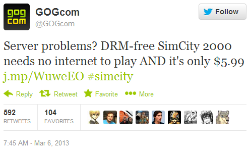 SimCity GOG1