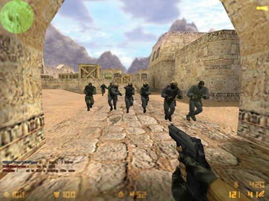 Violence Counter-Strike