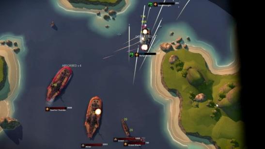 Th-Leviathan Warships