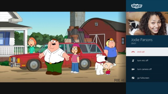 CX1 Family Guy