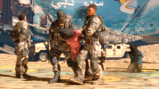spec ops the 33rd hostage
