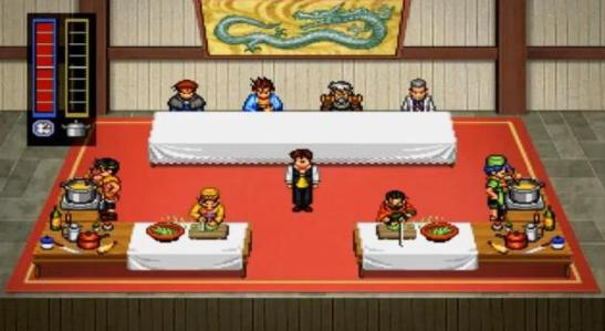 suikoden II cook-off