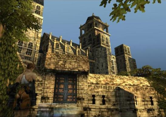 vagrant story church