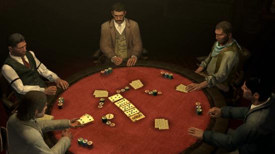 rdr poker