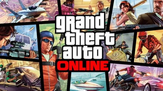 gta online logo