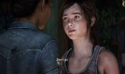 tlou left behind dont go