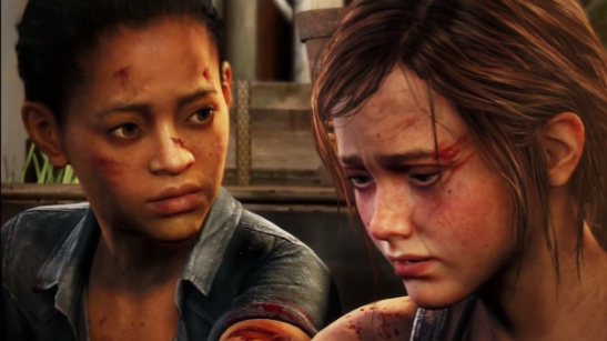 tlou left behind ellie and riley
