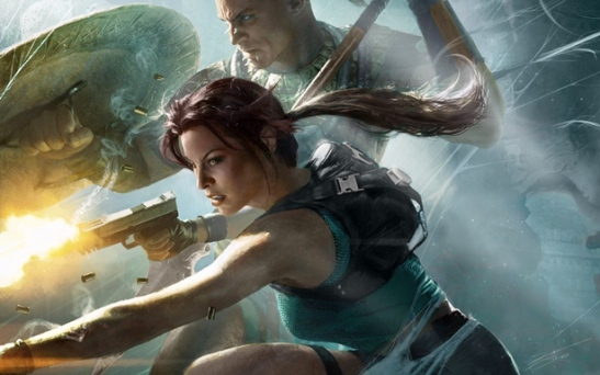 lara croft guardian of light cover