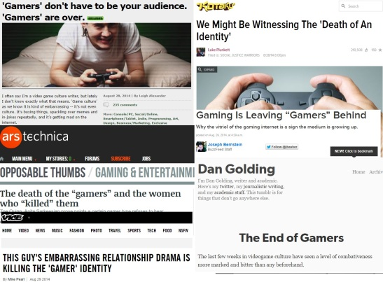co op ed gamers are dead